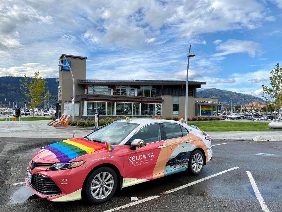 2020 Vehicle Pride Parade