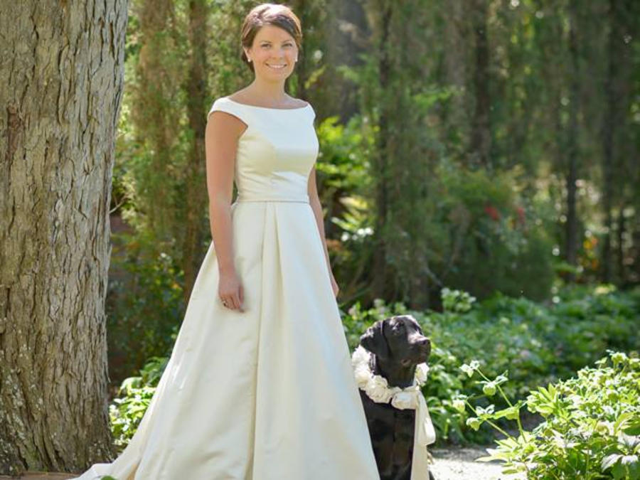 Garden Weddings, Burgwin-Wrights House 4x3