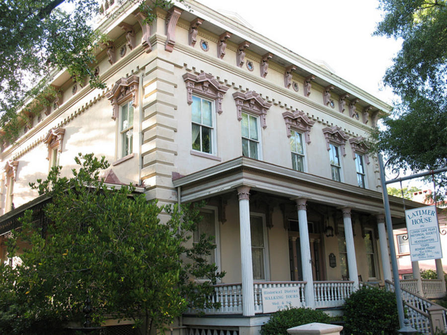 Latimer House