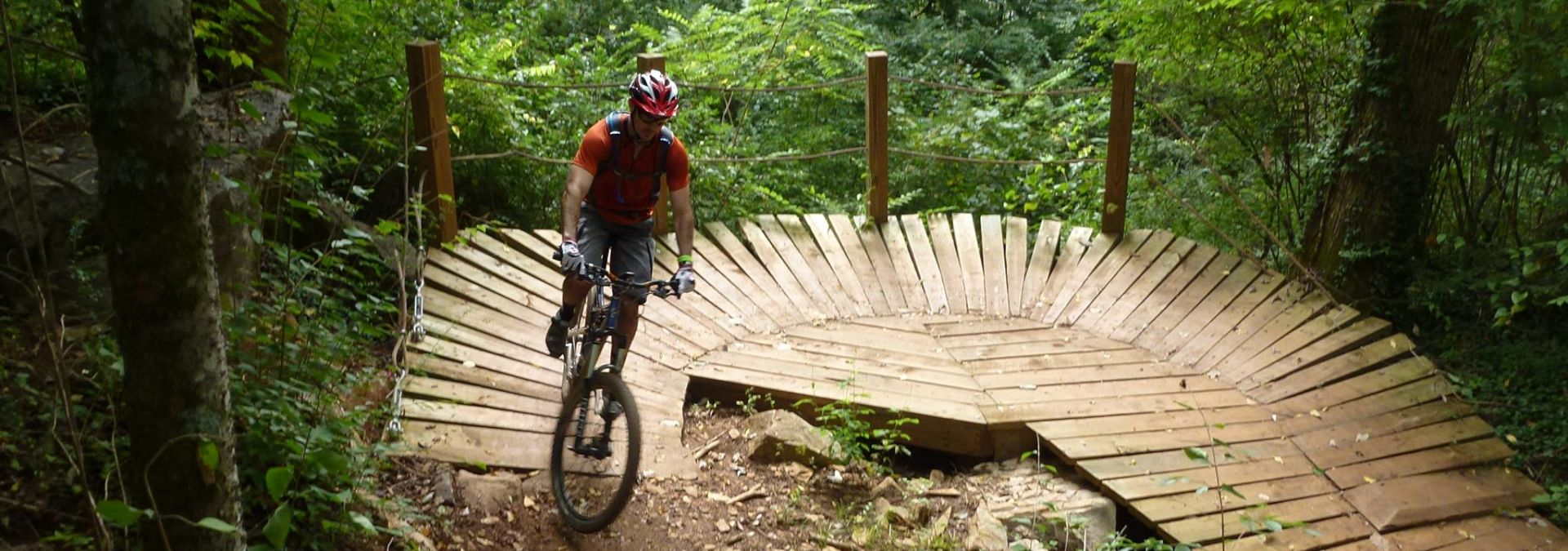 Mountain Bike Trails Tn