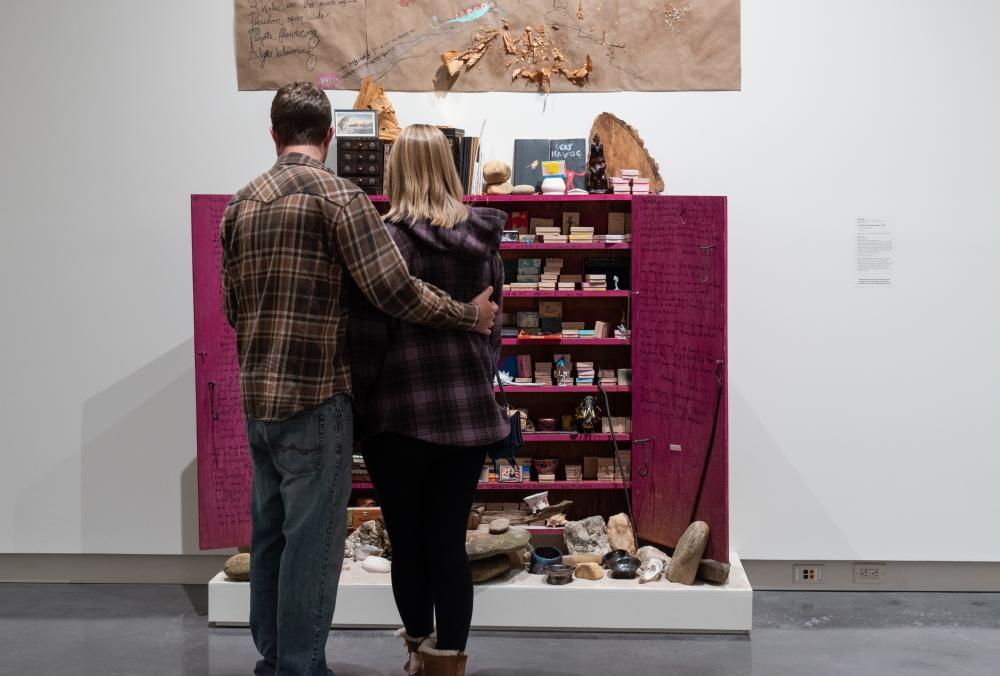The new Asheville Art Museum opened in November 2019