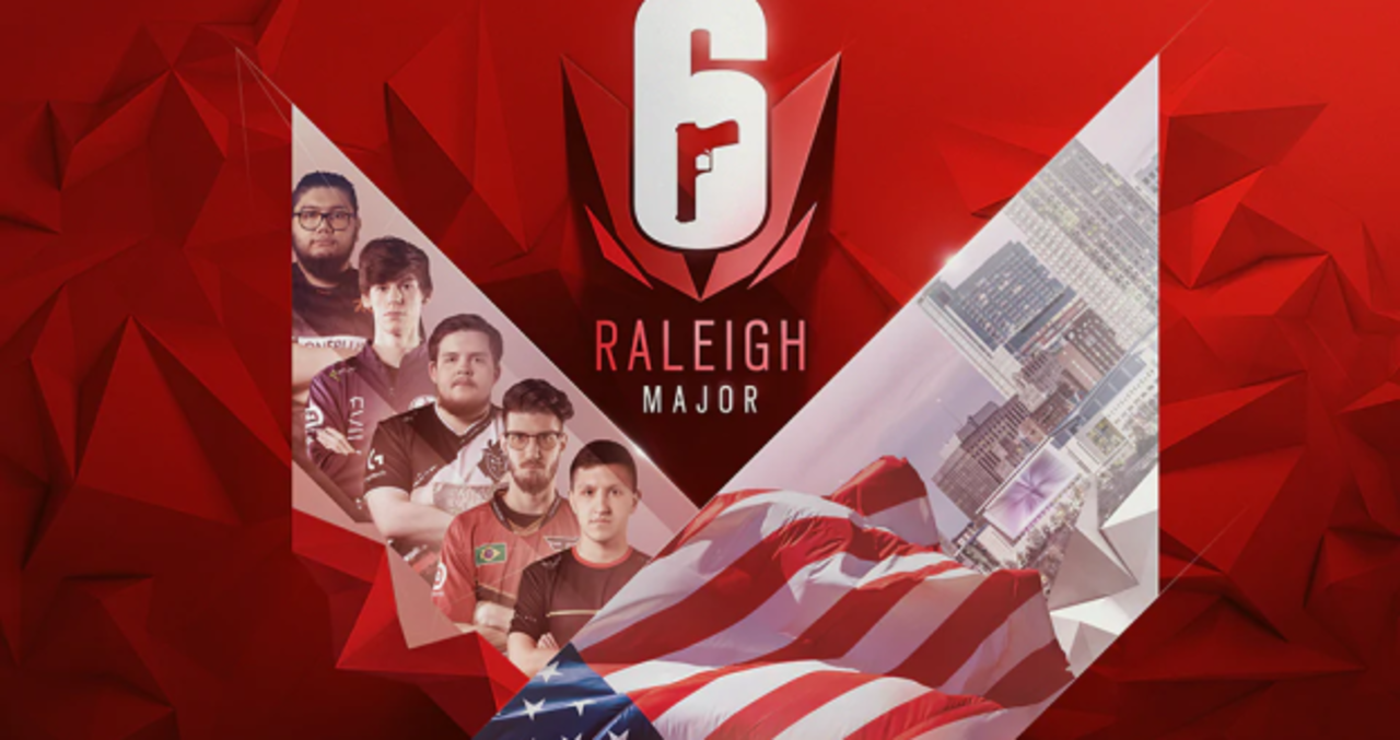Global Rainbow Six Esports Community to Descend on Raleigh