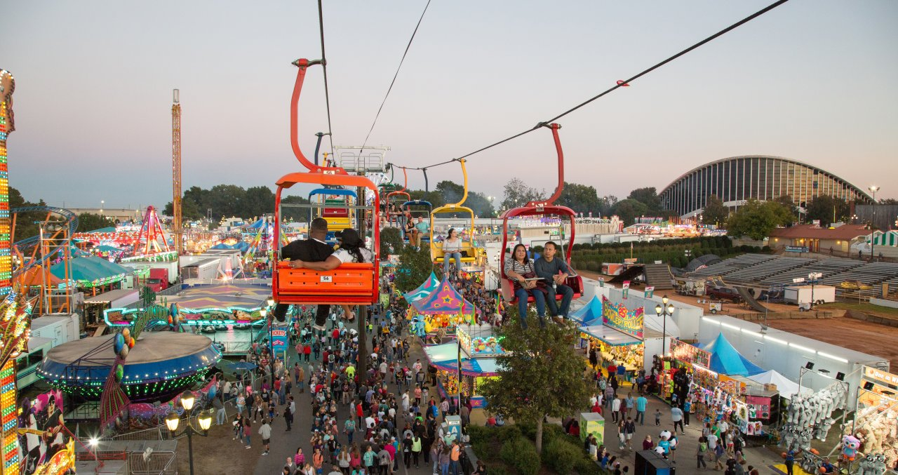 Nc State Fair Dates 2020.Guide To The 2019 N C State Fair In Raleigh N C
