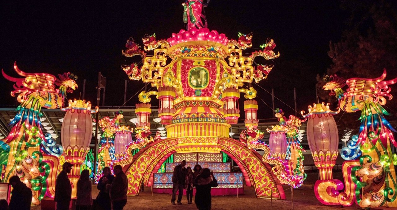 Event Guide: North Carolina Chinese Lantern Festival in Cary