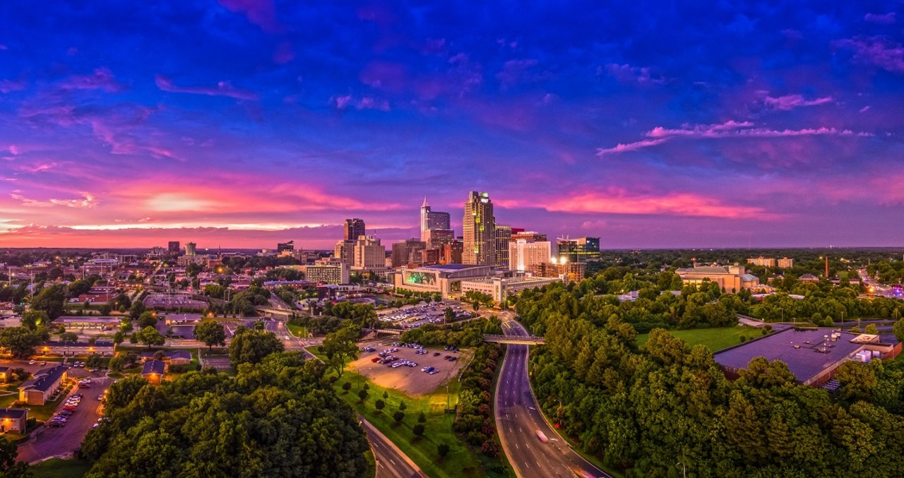 10 Places to Catch Summer Sunrises and Sunsets in Raleigh ...