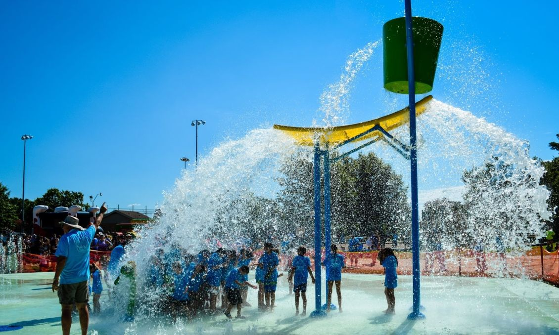 Splash Pads, Lakes and Pools! Water Fun for Families in Raleigh, N.C.