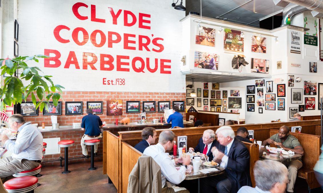 Clyde Cooper's BBQ