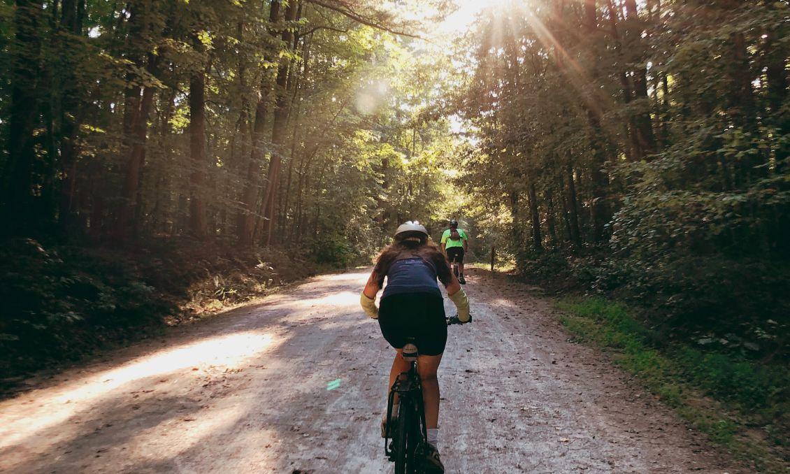 Umstead State Park Bike Cycling