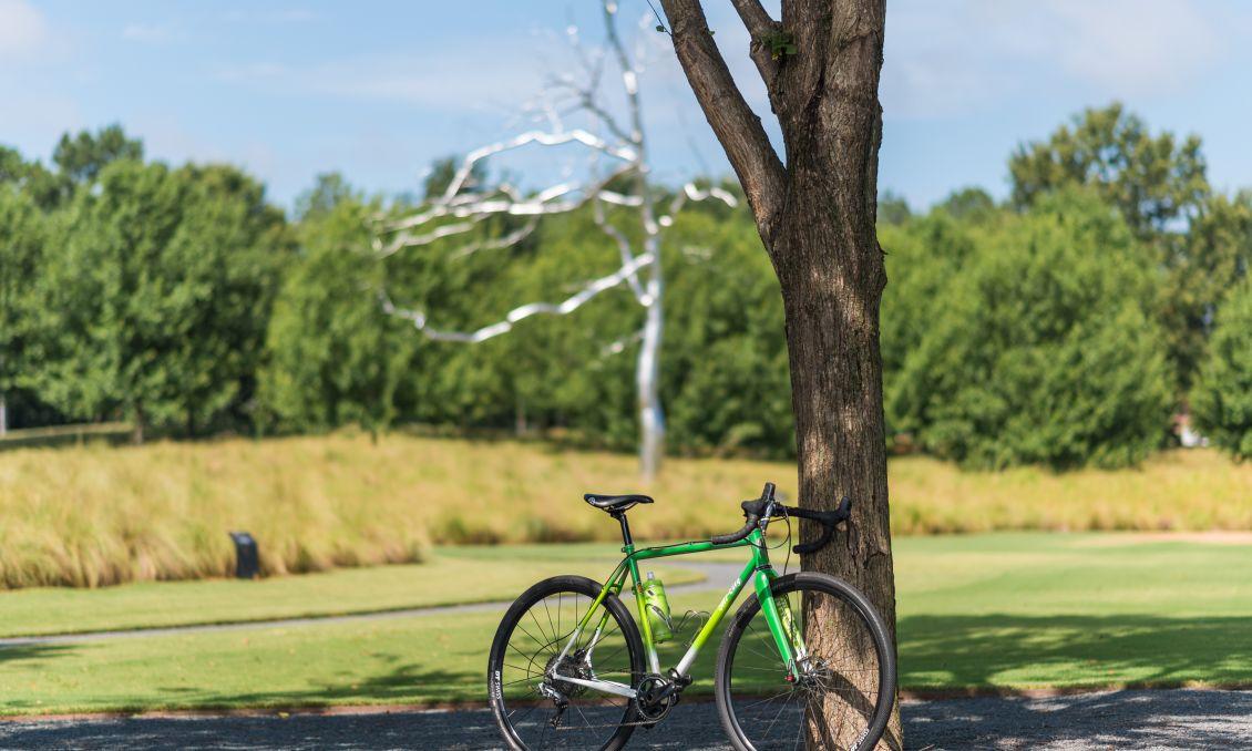 NCMA Art Museum Bike Greenway