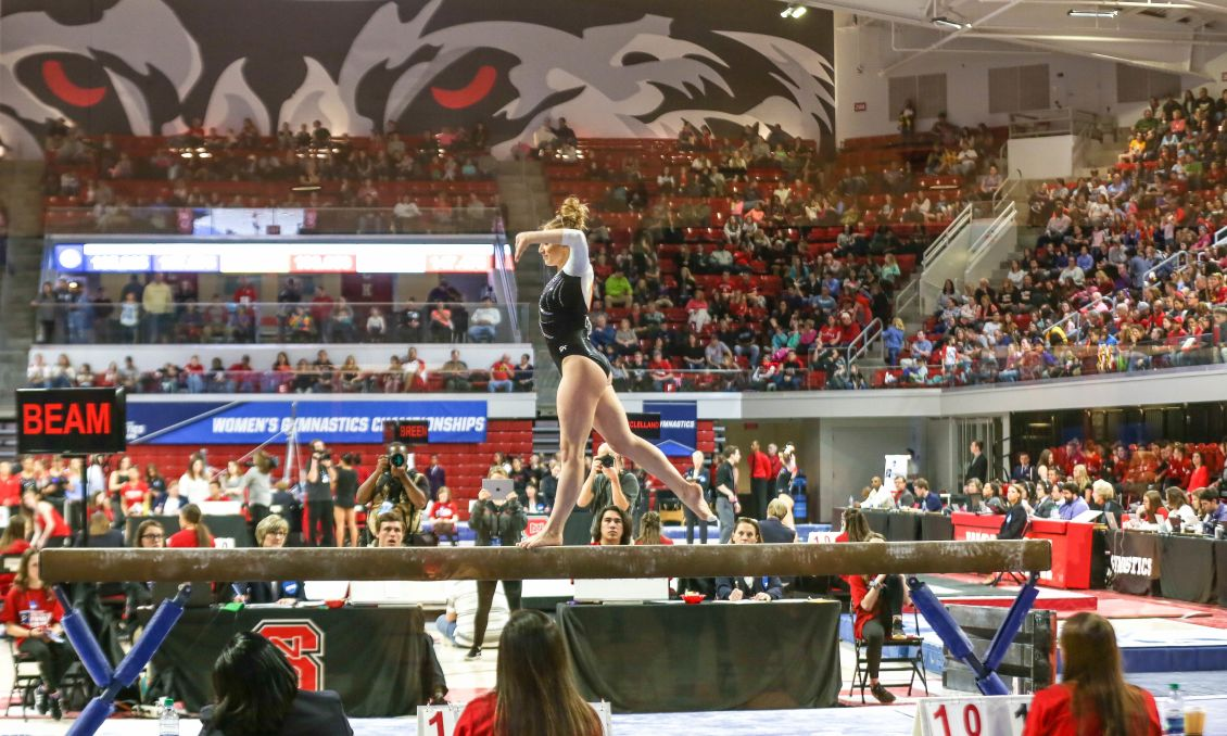 NCAA Women's Gymnastics 2018