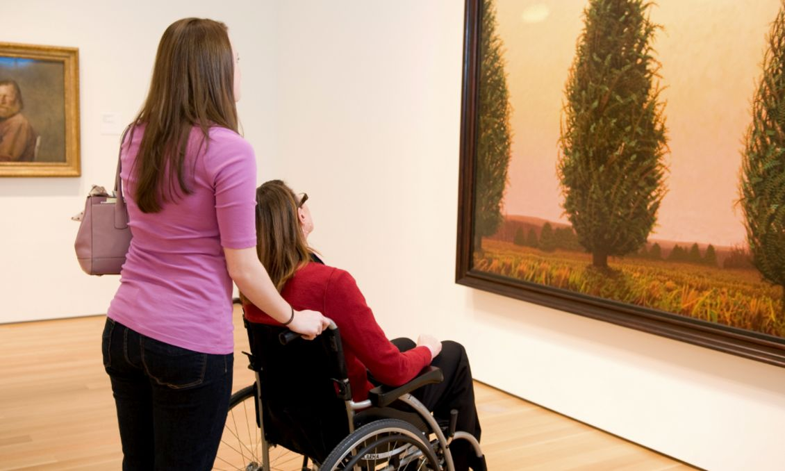 Accessibility North Carolina Museum of Art