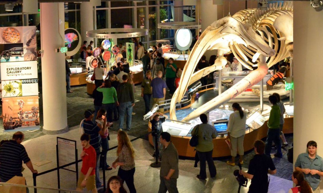 North Carolina Museum of Natural Sciences - Nature Research Center