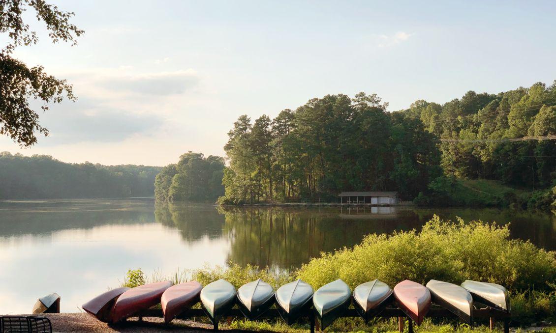 Umstead Park Canoe