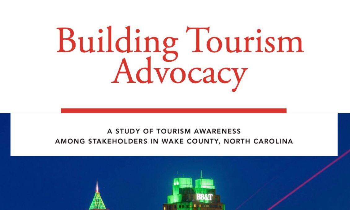 Building Tourism Advocacy