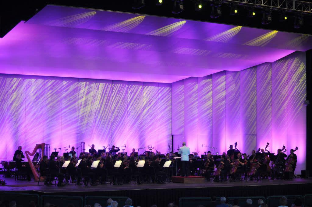 Houston Symphony at The Cynthia Woods Mitchell Pavilion