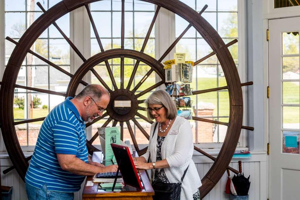 ϾHoward Steamboat Museum}}