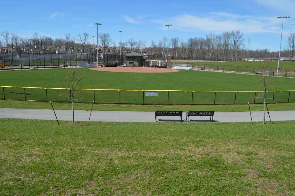 ϾVissing Park baseball field}}