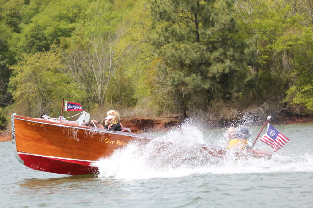 Lake Sinclair Wooden Boat Show
