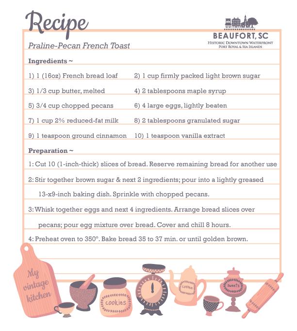 Visit-Beaufort-Recipe-Praline-French-Toast1