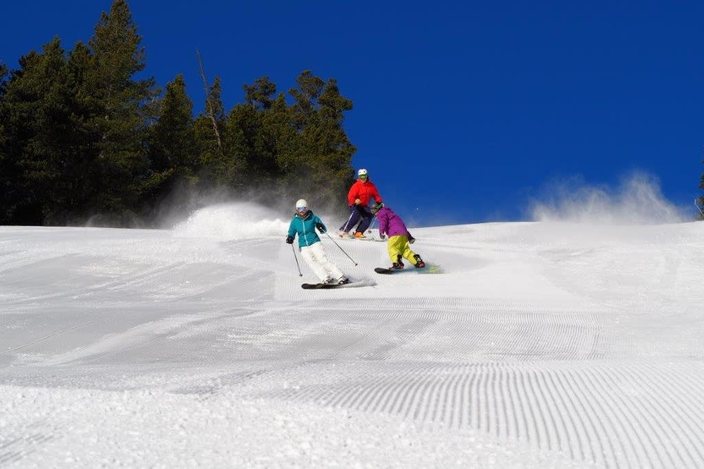 Skiing at Eldora Mountain Resort