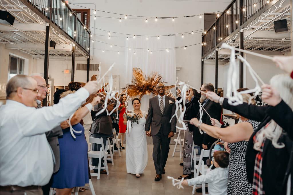 Branch Wedding