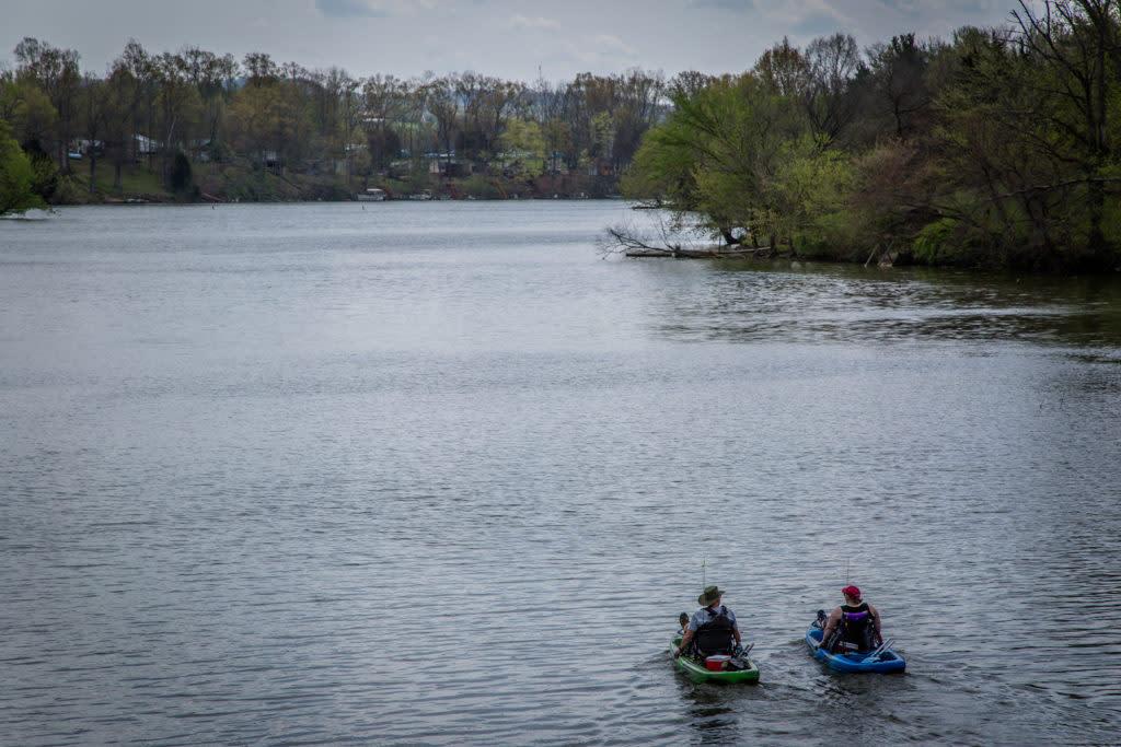 Guist Creek Lake