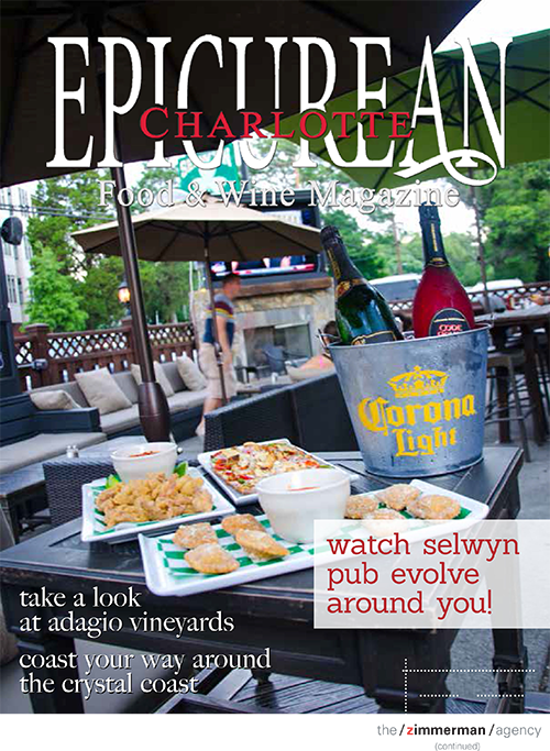 Epicurean Charlotte