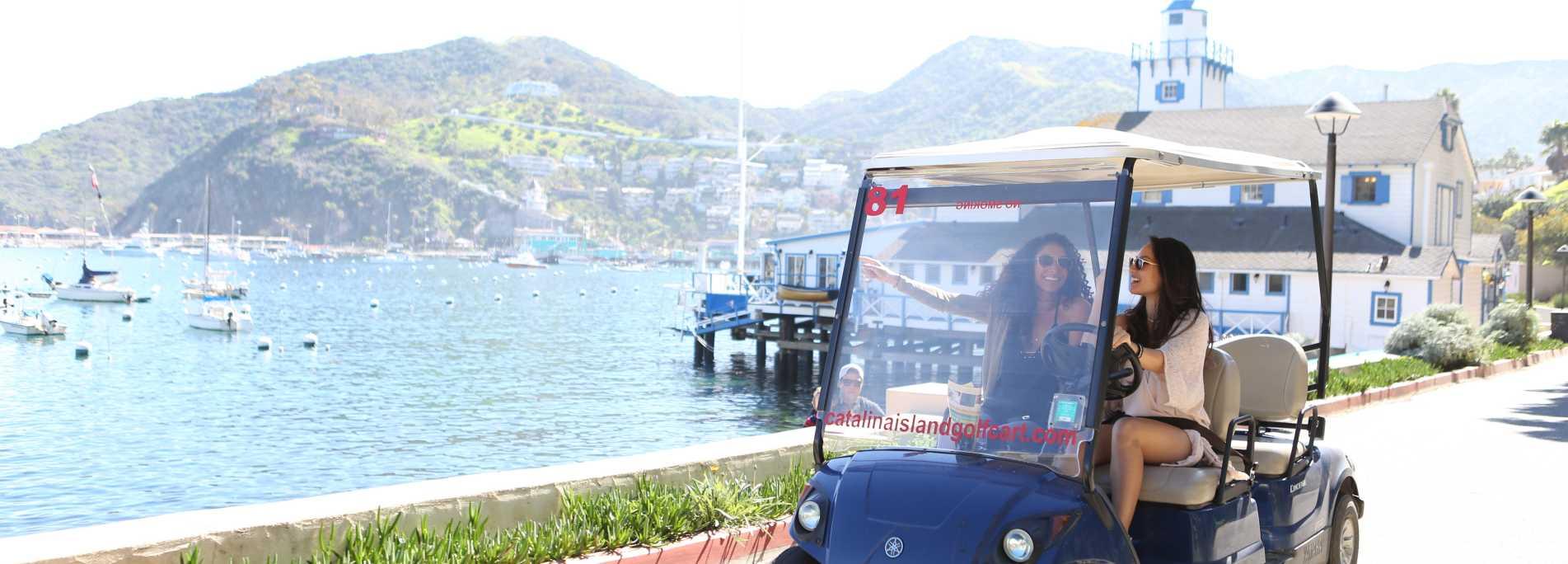 Catalina Island Golf Cart Als Tours
