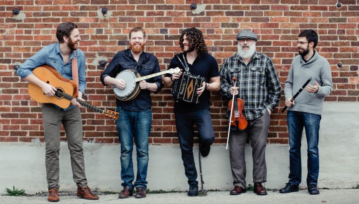 Drowsy Lads Irish Band