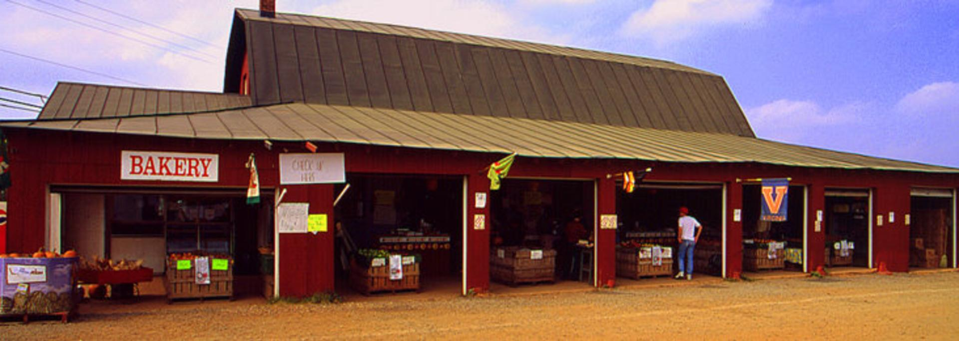 Carters Mountain Orchard Barn