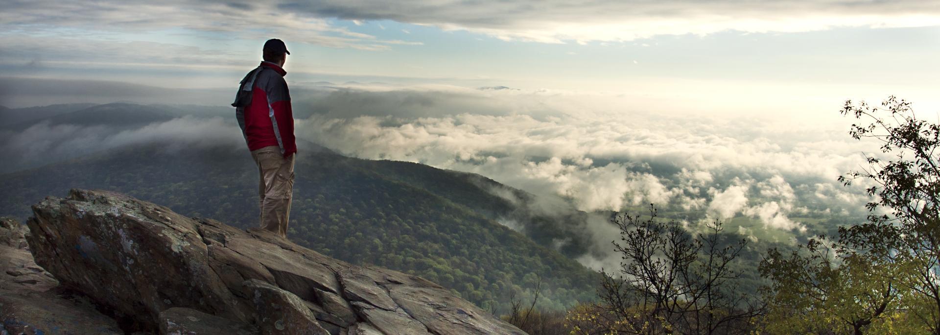 Humpback Rock Hiking