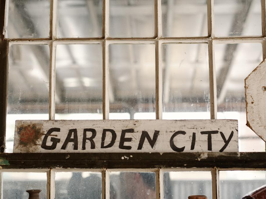 Garden City Pots