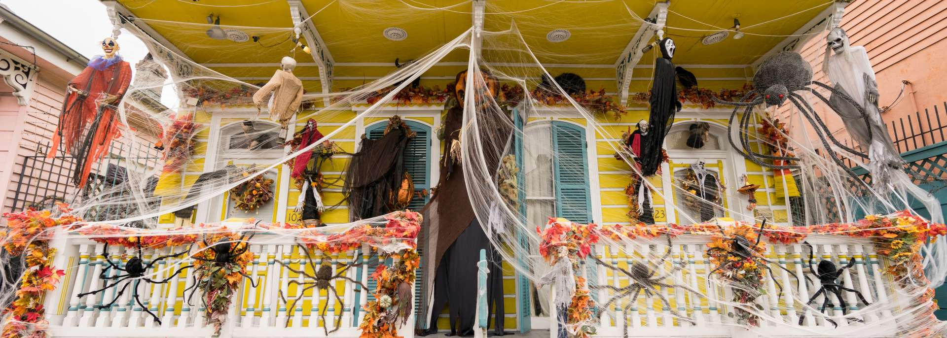 Spooky Ways to Celebrate Halloween in New Orleans