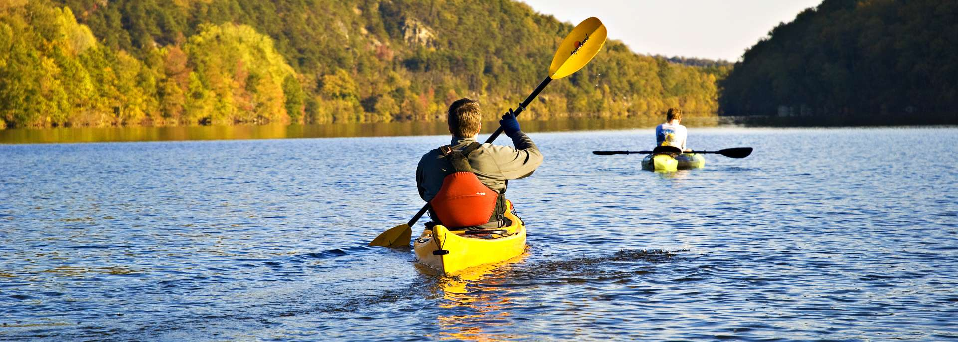 Kayaking in Rowan County
