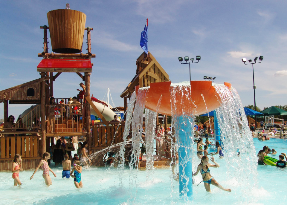 Rock River Rapids - Kiddie Pool
