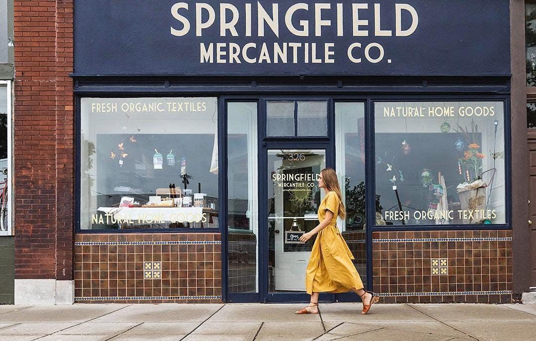 Photo courtesy of Springfield Mercantile