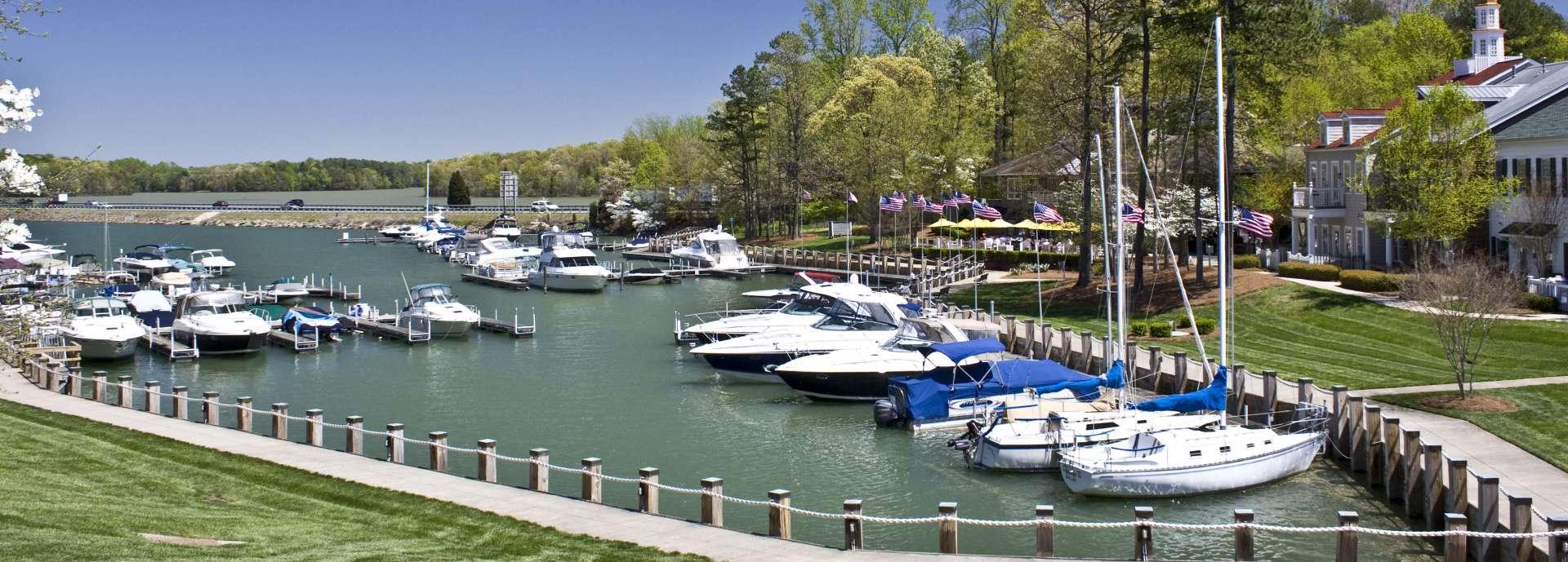Lake Norman Boating & Marinas | Boat Access & Launches