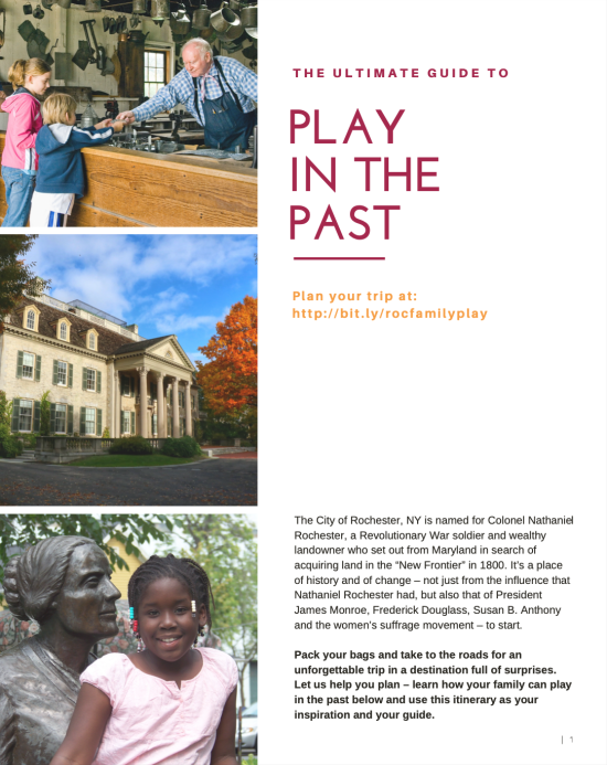 Rochester Family - Play In The Past