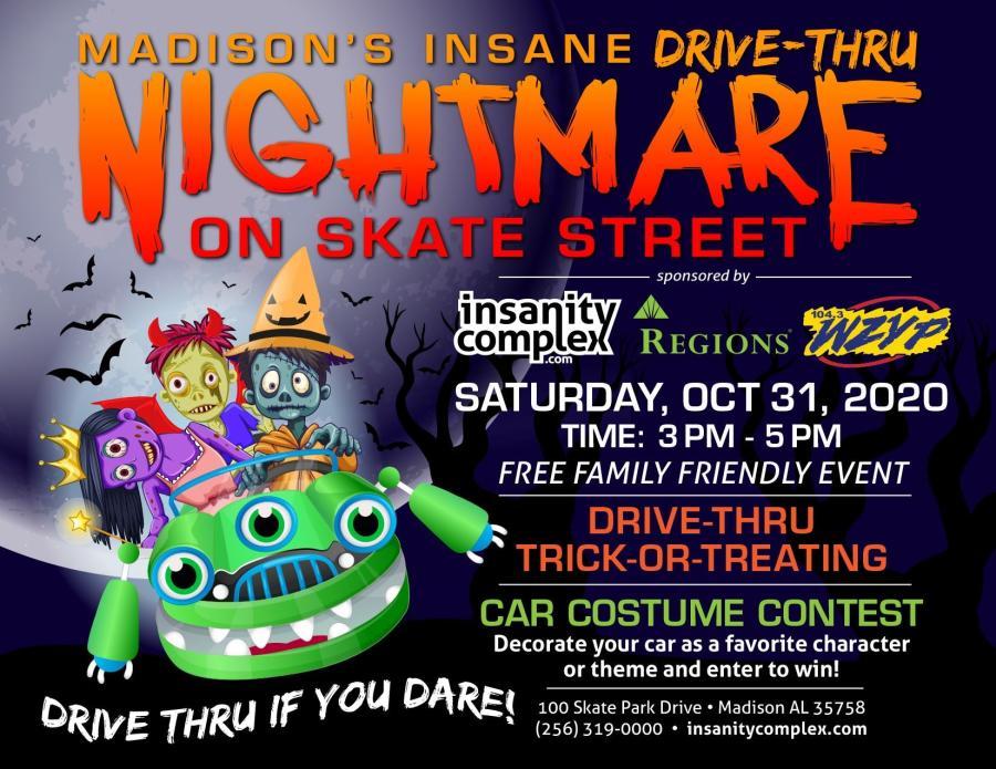 Nightmare on Skate Street