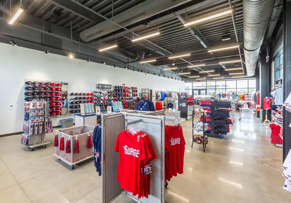 Wichita Wind Surge Team Store
