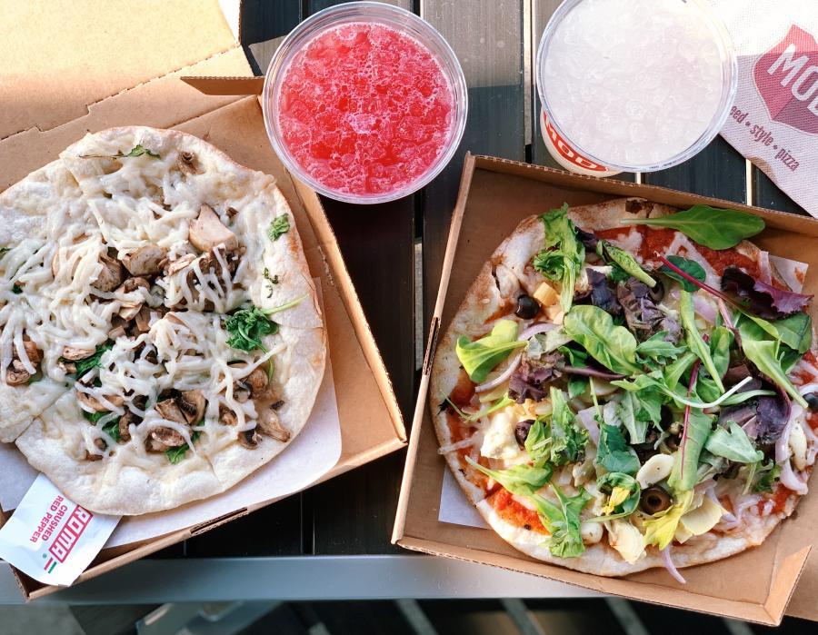Mod Vegan Pizza
