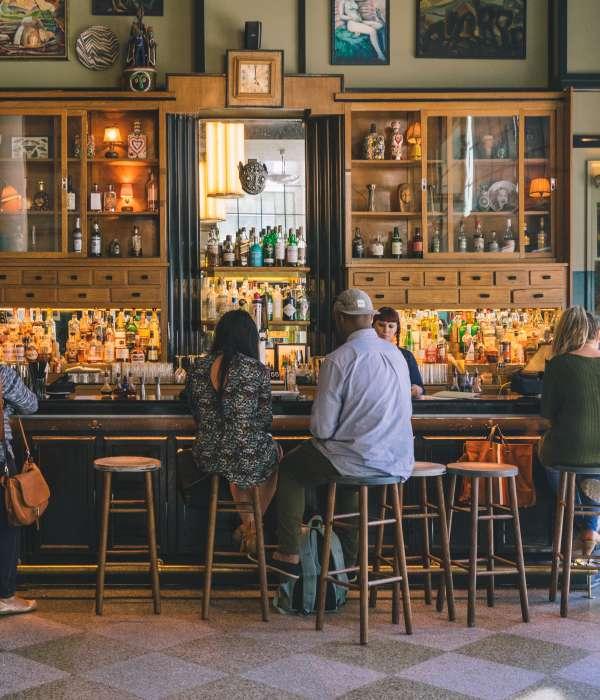 Ace Hotel Lobby Bar