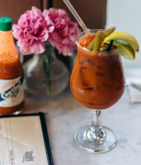 Bloody Mary - Brunch en Stanley