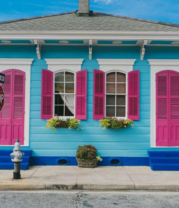 Maison dans Bywater