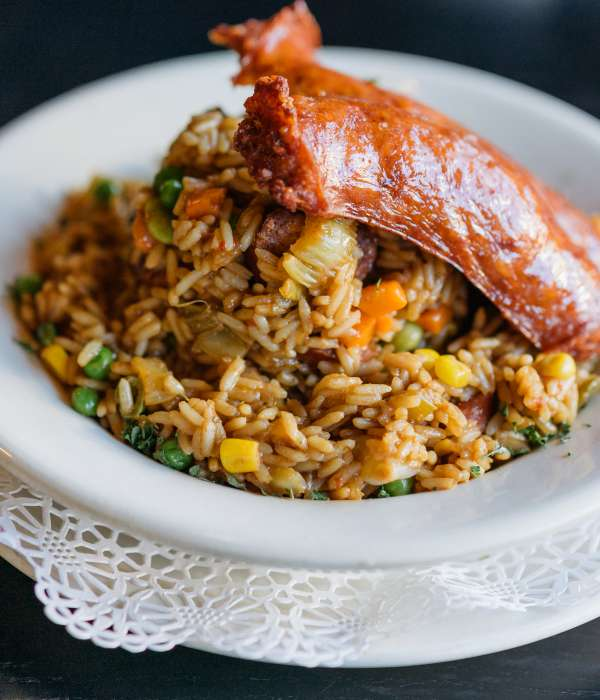 Creole Jambalaya - Praline Connection
