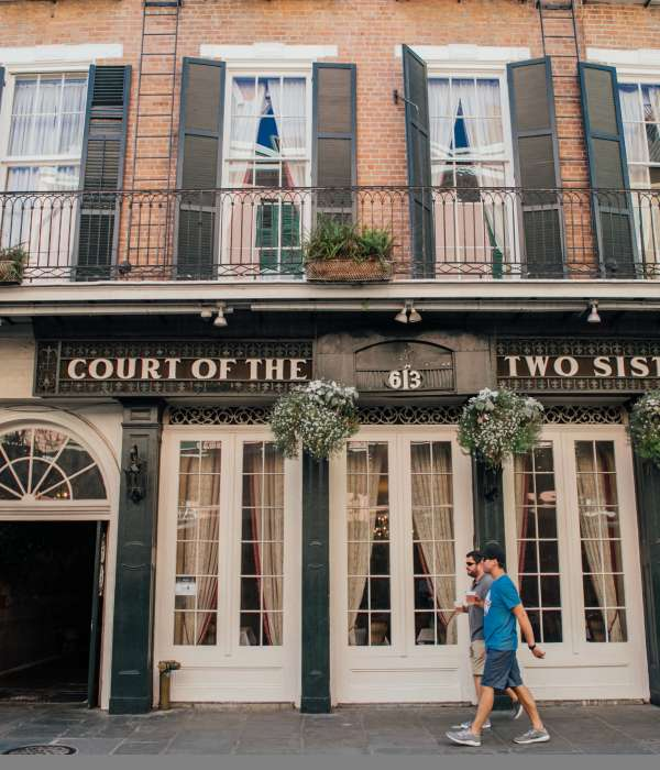 New Orleans Courtyard Wedding Venues
