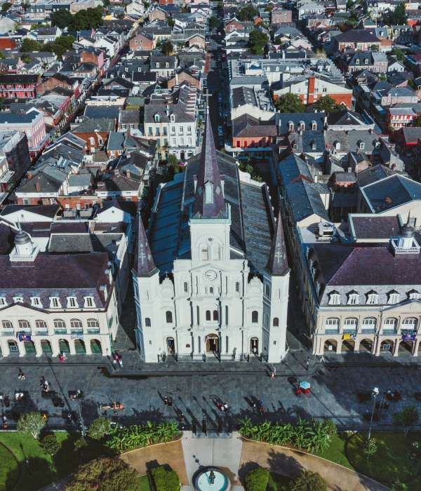 Jackson Square- French Quarter
