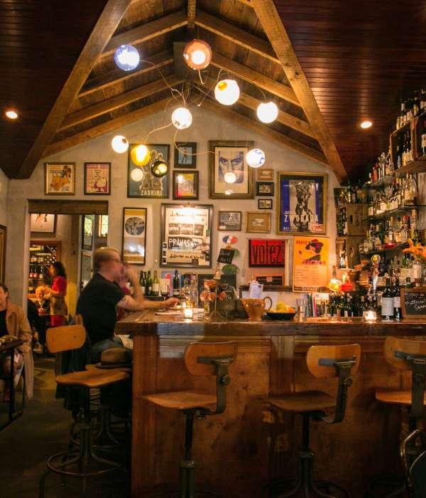 Cozy Bars