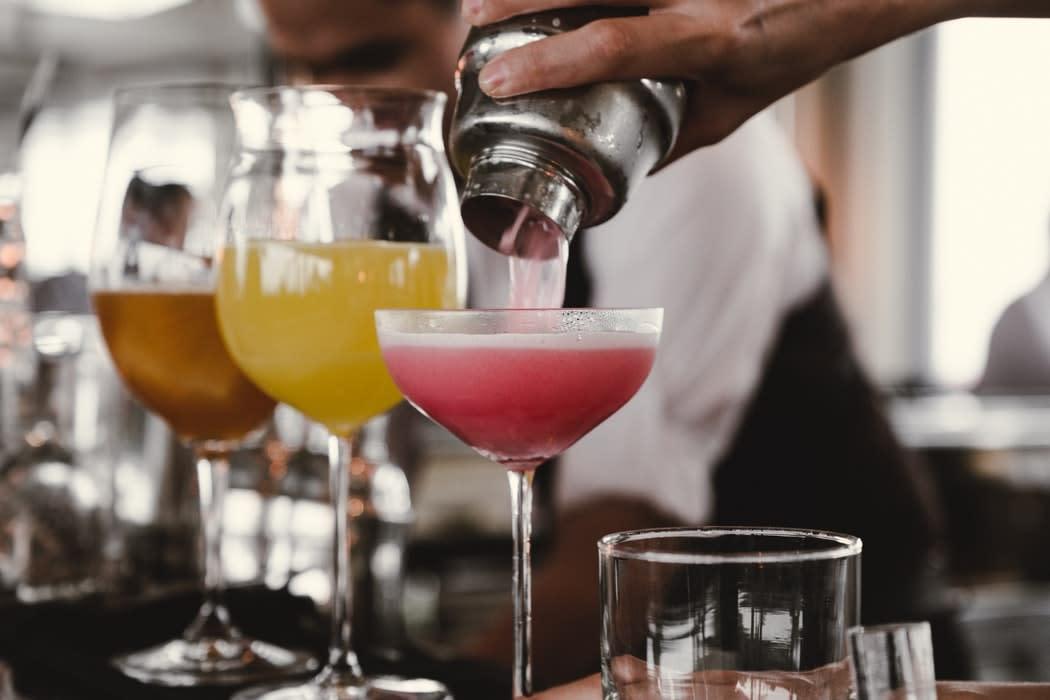 barside cocktails