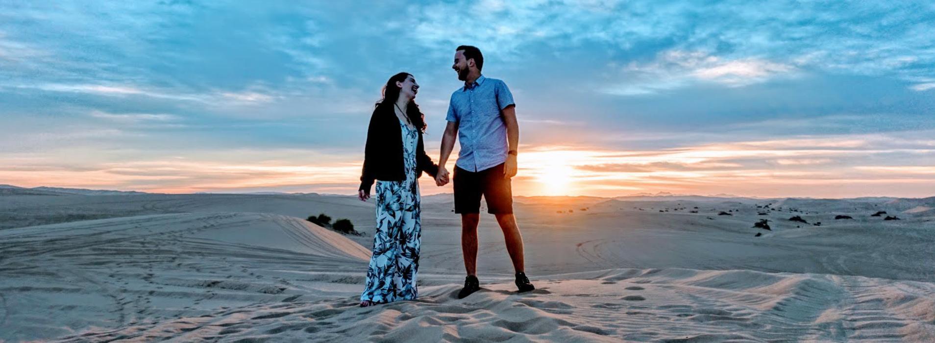 Jack & Gab Sand Dunes